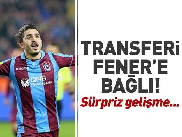 Abdülkadir Ömür'ün transferi Fenerbahçe'ye bağlı