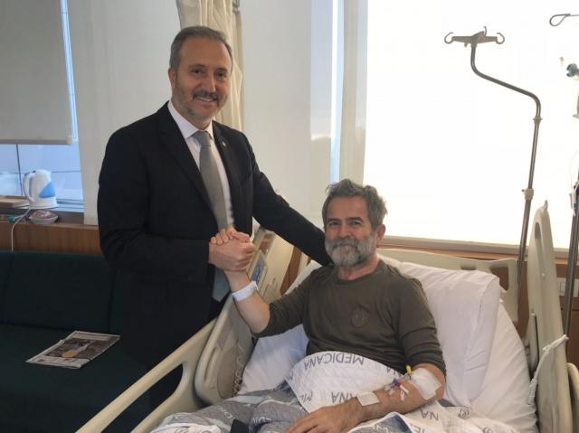 Ali Tarakçı'ya destek ziyaretleri