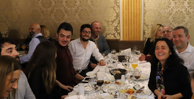 İYGAD 10 Ocak Çalışan Gazeteciler Günü'nde bir araya geldi