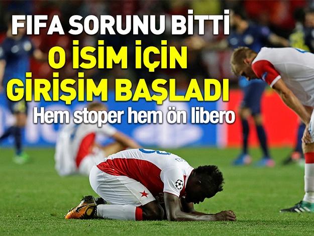Trabzonspor'dan flaş transfer!
