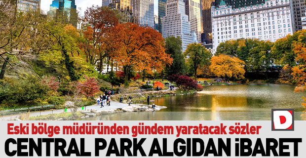 Central Park algıdan ibaret