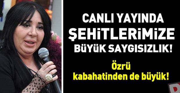 Nur Yerlitaş'tan şehitlerimiz için skandal ifadeler! Özrü kabahatinden de büyük