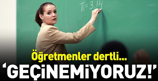 Öğretmenler 24 Kasım'da konuştu: Geçinemiyoruz!