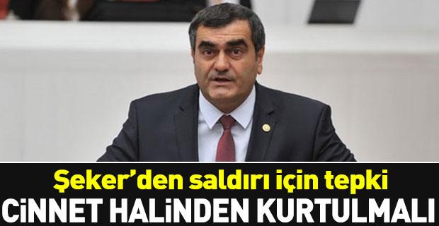 Şeker: Türkiye cinnet halinden kurtulmalı