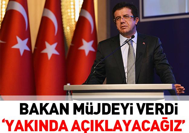 Bakan Zeybekçi'den müjdeli haber