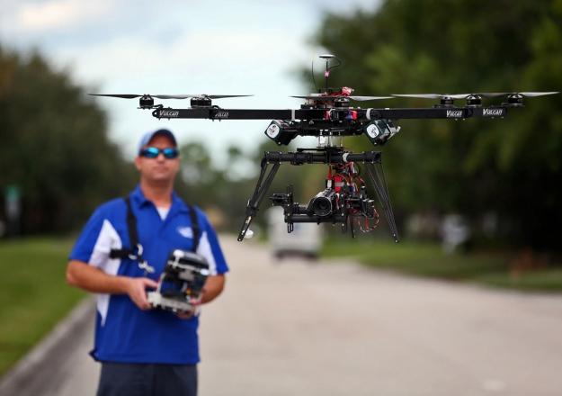 Alkollü drone kullananlara da ceza!