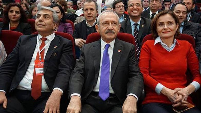 Cumhuriyet Halk Partisi İstanbul İl Başkanı Canan Kaftancıoğlu seçildi.