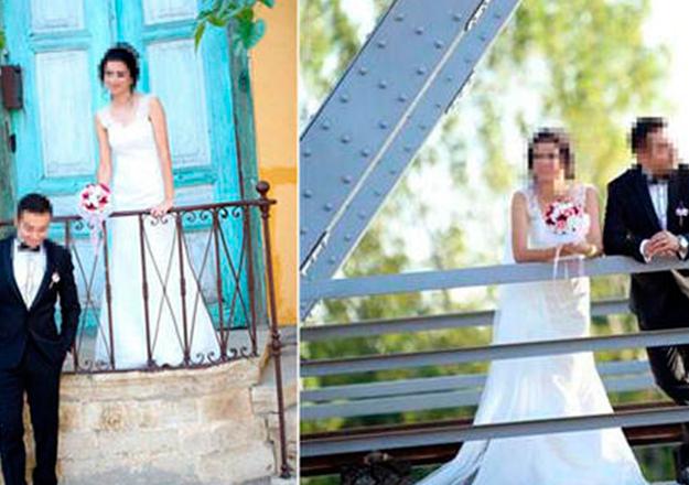 Düğün fotoğraflarını beğenmeyen çift fotoğrafçıya dava açtı