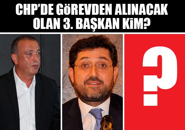 Görevden uzaklaştırılacak üçüncü CHP'li başkan kim!