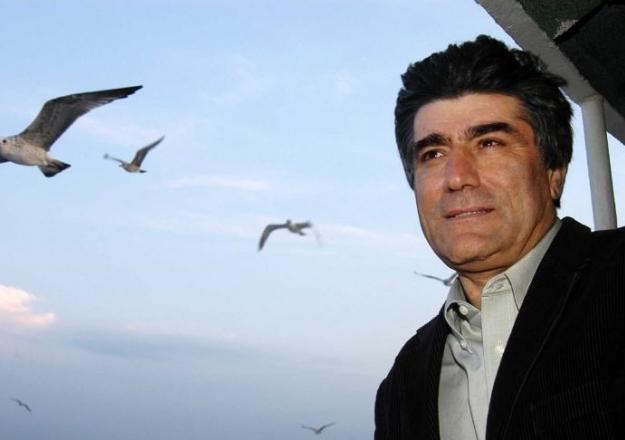 Hrant Dink ölüm gününde anılıyor