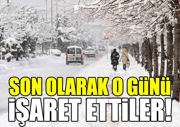 İstanbul'da 25 Ocak Perşembe kar yağacak mı! Hava durumu nasıl olacak