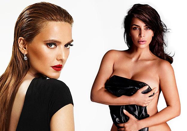 Kim Kardashian'a annelik uyarısı yapan Demet Akalın'a sert tepki!