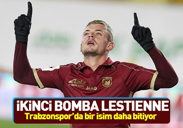 Maxime Lestienne Trabzonspor'a doğru