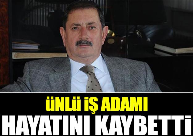 Mehmet Beğendik hayatını kaybetti