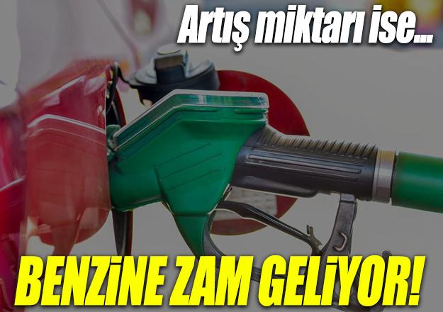 PÜİS'ten bir zam açıklaması daha! Benzin fiyatları kaç lira olcak