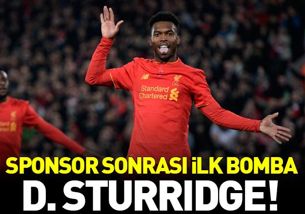 Sturridge'nin sponsoru Acıbadem