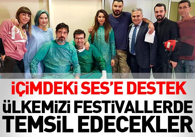 Arnavutköy festival filmine sahip çıktı