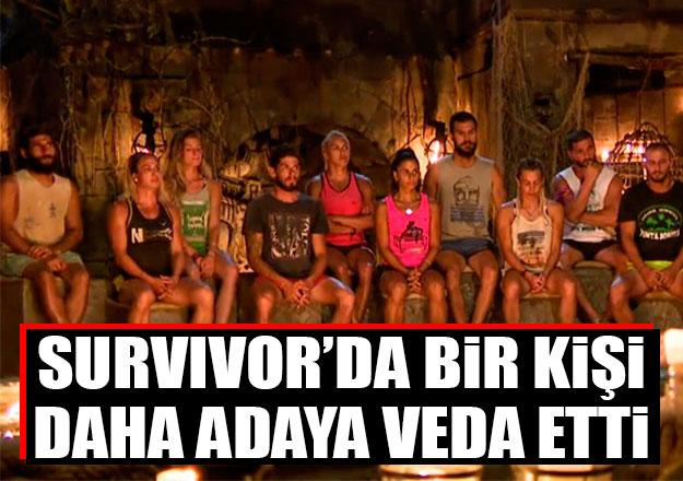 19 Mart 2018 Pazartesi Survivor All Star 2018 kim elendi? Adaya veda sözleri...