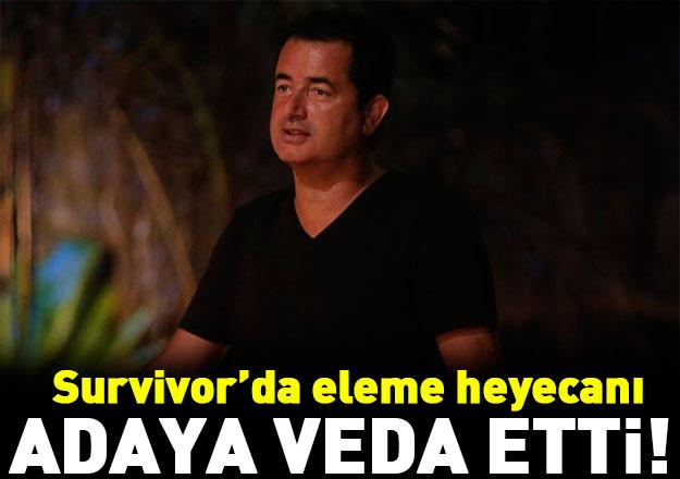 26 Mart Pazartesi 2018 Survivor kim elendi? Survivor SMS sonuçları