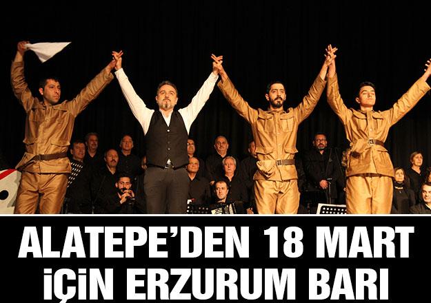 Alatepe'den Erzurum barı