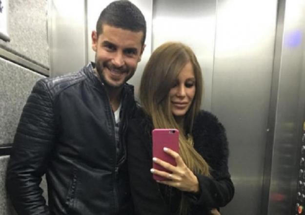 Berk Oktay ve Merve Şarapçıoğlu'nun çırılçıplak fotoğrafları yayınlandı!