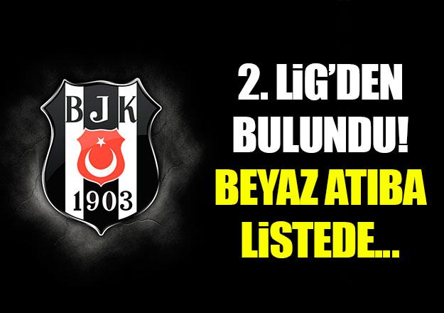 Beşiktaş'a Beyaz Atiba!