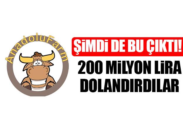 Çiftlik Bank sonrası yeni tarım dolandırıcılığı: Anadolu Farm
