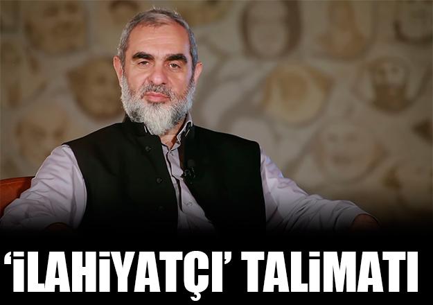 Erdoğan'dan 'ilahiyatçı' talimatı