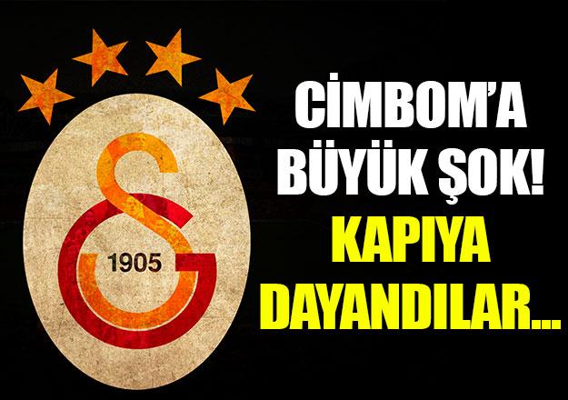 Galatasaray'da milyonlarca liralık şok!