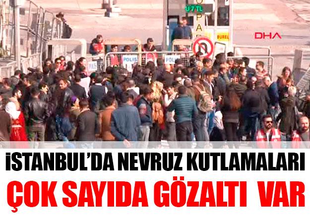 Nevruz Bakırköy'de kutlandı