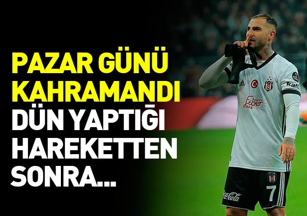 Quaresma Trabzon'da yok