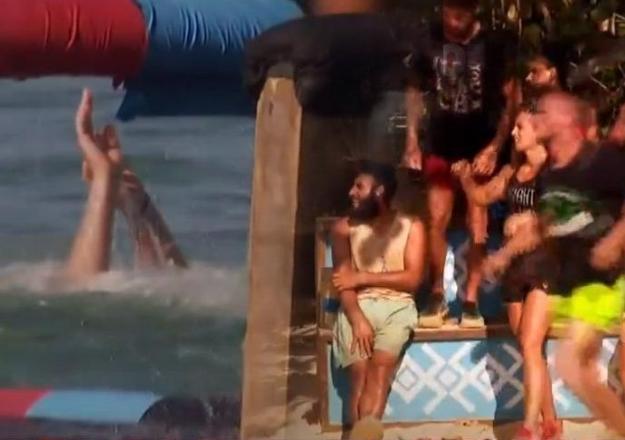 Survivor'da yüzme polemiği!