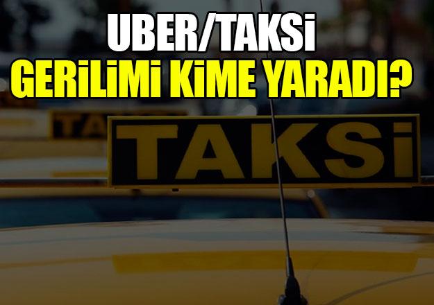 Taksi / Uber rekabetinde 5'e katlayan hareket