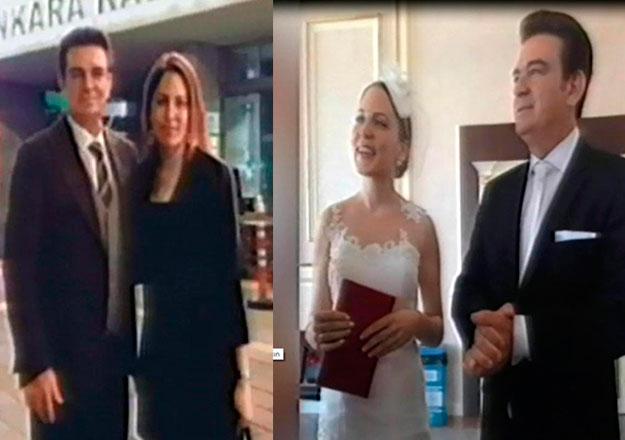 Yıldırım Bekçi'ye 30 yaşında eş! Koroda tanışıp evlendiler