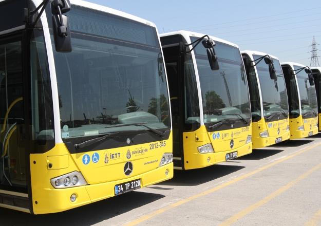 1 Mayıs 2018 Salı İşçi Bayramı'nda otobüsler çalışacak mı?