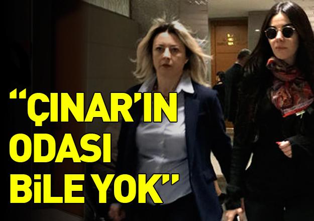 Asena Atalay'dan Çınar isyanı: Babasının evinde odası bile yok!