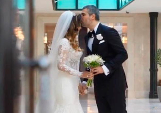 Aslı Hünel evlendi! Eşi Savaş Fatin Yurtsever kimdir