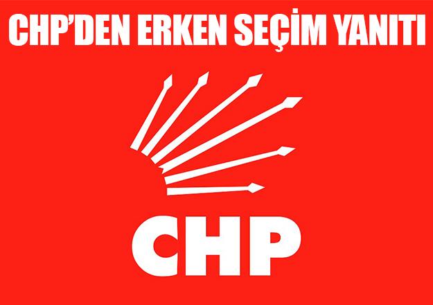 CHP'den 'Hodri Meydan'