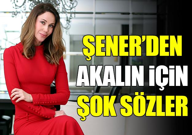 Demet Şener'den Demet Akalın hakkında 'Tanışma' açıklaması