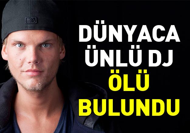 DJ Avicii Maskat'ta ölü bulundu