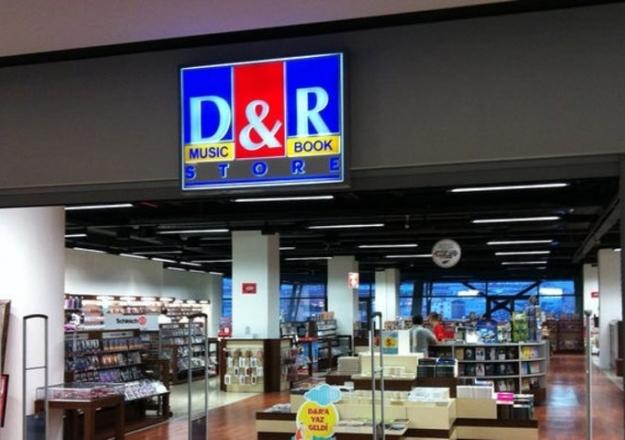 D&R Turkuvaz Medya'ya satıldı