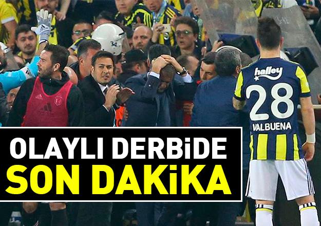 Fenerbahçe - Beşiktaş maçı hakkında karar çıktı! Maç ne zaman oynanacak