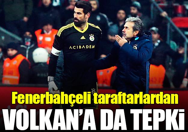 Fenerbahçeli taraftarlardan Volkan Demirel'e şok tepki