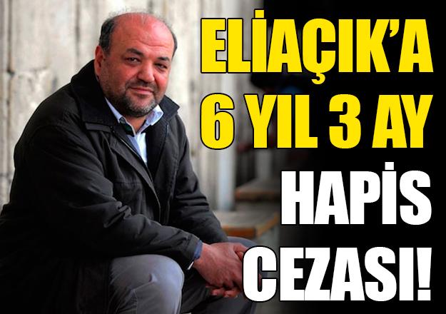 İlahiyatçı yazar İhsan Eliaçık'a terör örgütü propagandası yapmaktan hapis cezası!