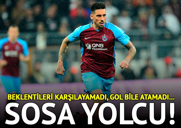 Jose Sosa gidiyor!