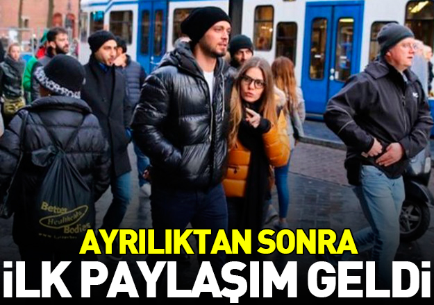 Murat Boz ile Aslı Enver'in ayrılık sonrası ilk paylaşımları