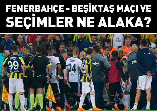 Seçim ve FB - BJK  Karsspor-Sarıkamışspor ne alaka?