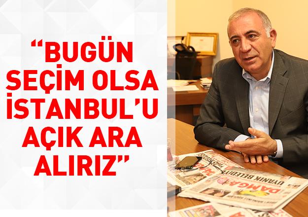 Tekin: Bugün seçim olsa İstanbul'u açık ara alırız