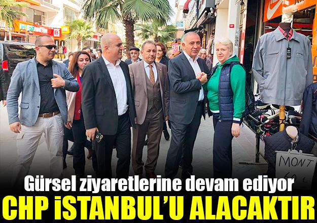 """Tekin: """"CHP İstanbul'u alacaktır"""""""