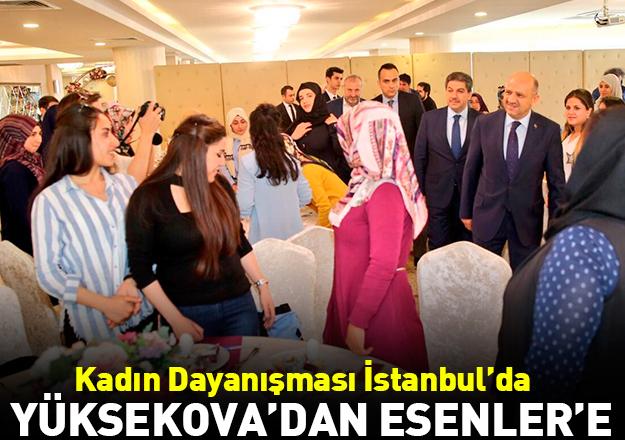 Yüksekova'dan Esenler'e